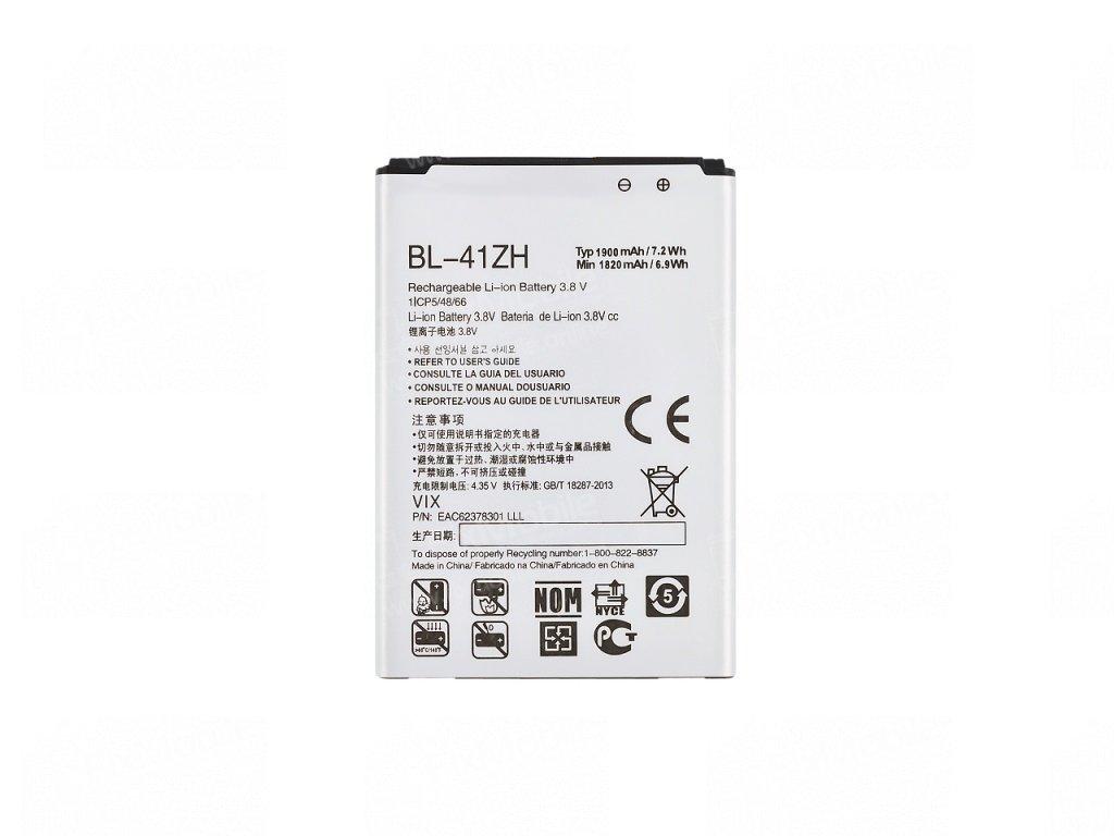 Аккумуляторная батарея для LG L Fino (D295) BL-41ZH