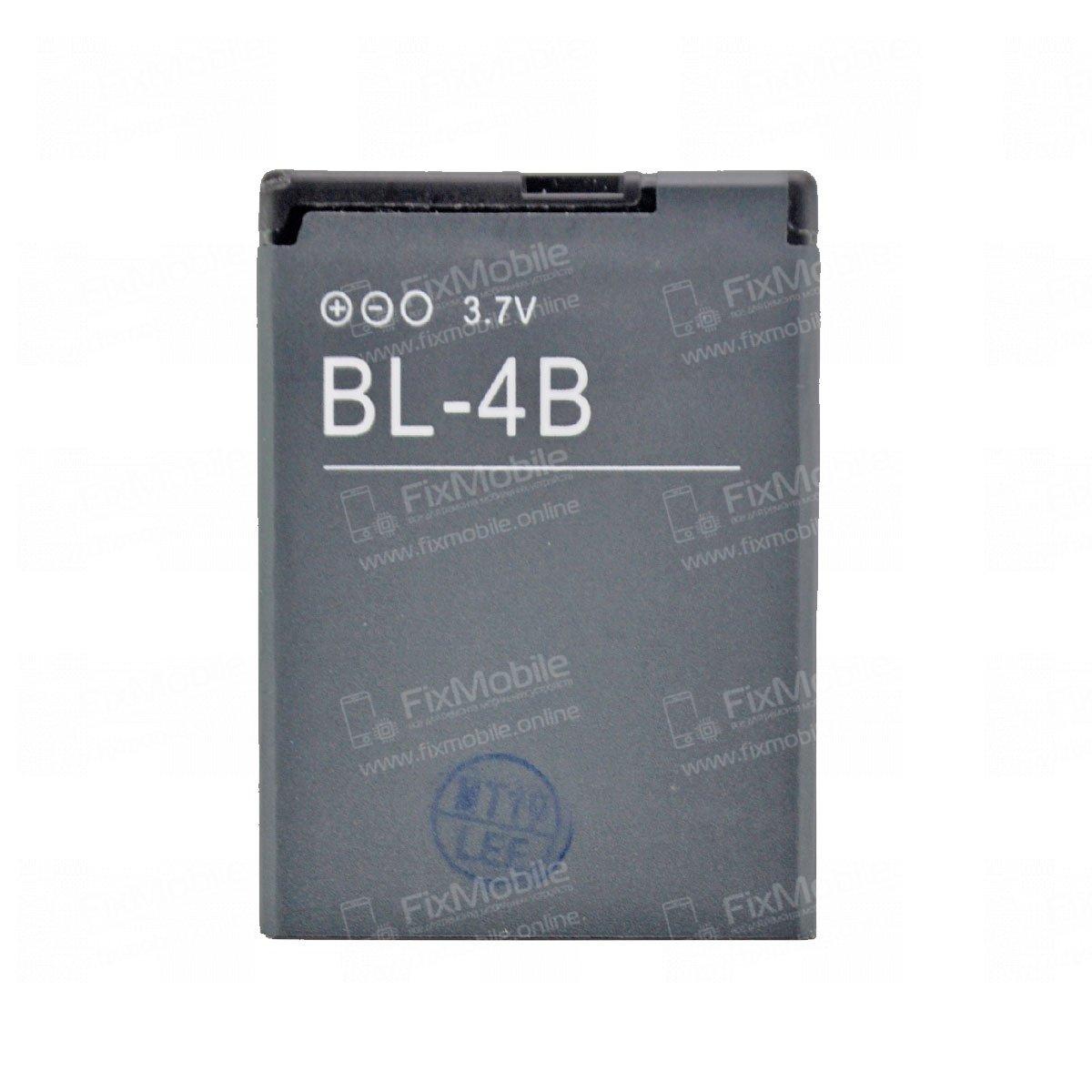 Аккумуляторная батарея для Nokia 2660 BL-4B
