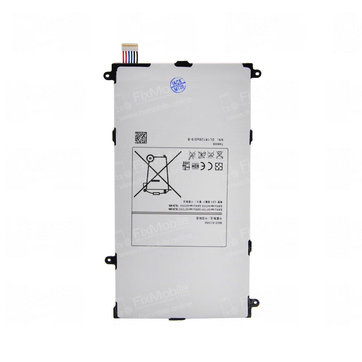 Аккумуляторная батарея для Samsung Galaxy Tab Pro 8.4 WiFI (T320) T4800E