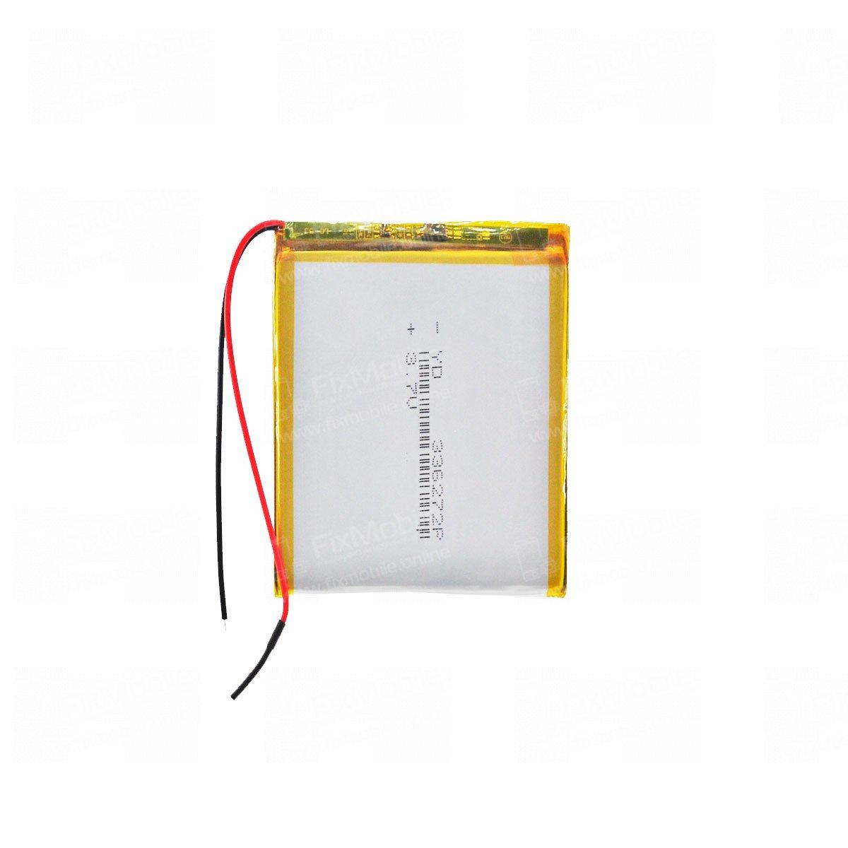 Аккумуляторная батарея универсальная 336272p 3,7v 2500 mAh 3.3*72*62 мм