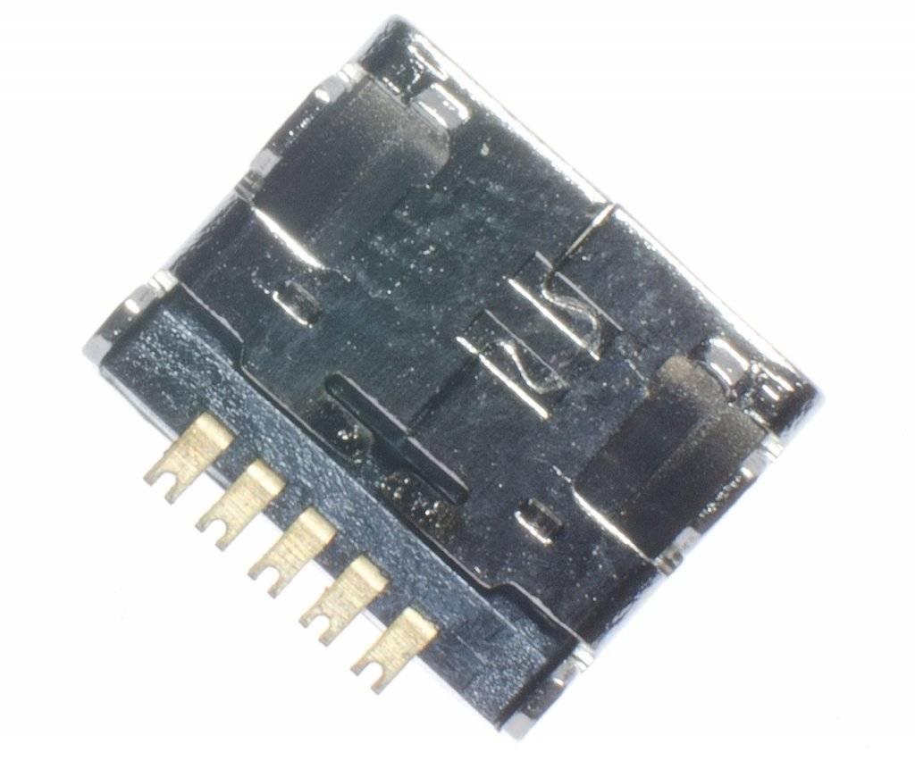 Системный разъем для LG T370