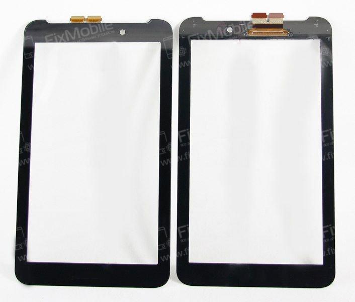 Тачскрин (сенсор) для ASUS FonePad 7 FE170CG (черный)