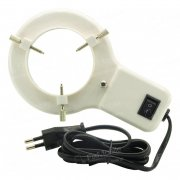 Подсветка ламповая для микроскопа Ya Xun (диаметр до 64 мм)